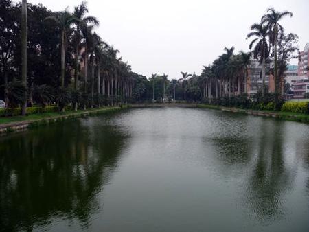 Entrée Sun Yat Sen
