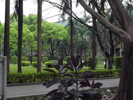 Jardins campus