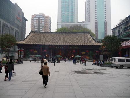 Temple Dafugu