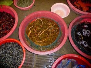Bacs Marché Yangshuo