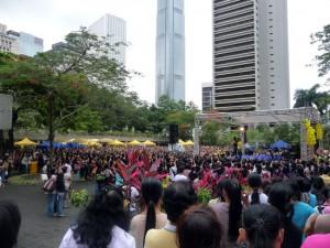 Concert Hong Kong