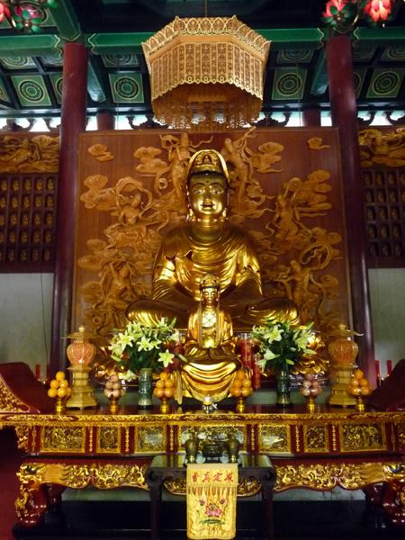 Guanyin, déesse de la fécondité
