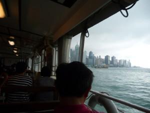 Ferry Tsim Sha Tsui