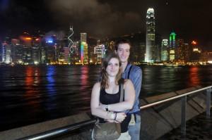 Hong Kong Charlène Sylvain