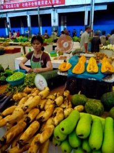 Legumes Yangshuo