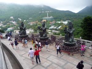 Offrandes Bouddha Tian Tan