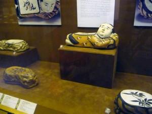 Oreillers Musée Nanyue