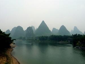 Pics karstiques Yangshuo