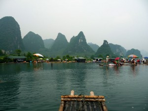 Radeaux Yangshuo