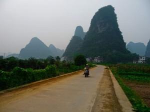 Sentier Yangshuo