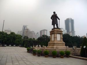 Statue Sun Yat Sen