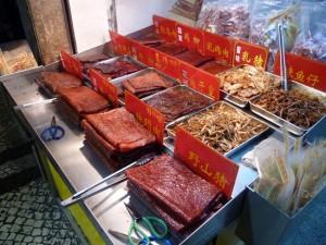 Viande séchée Macao