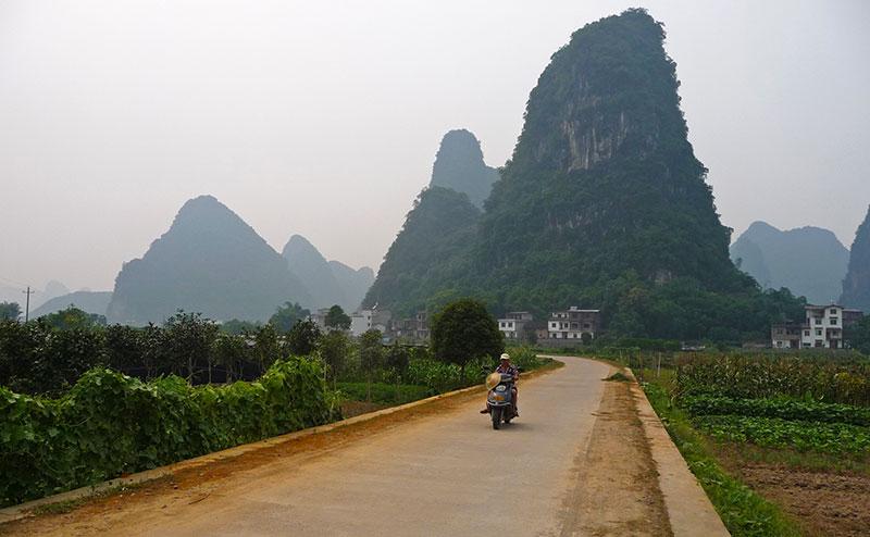 Yangshuo Guangxi