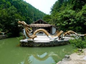 Dragon Rivière