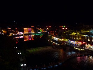 Vue de Fenghuang