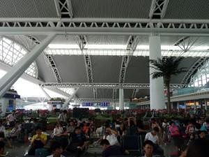 Gare de Gangzhou Est