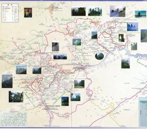 Map Wulingyuan