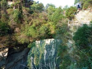 Pont naturel Wulingyuan