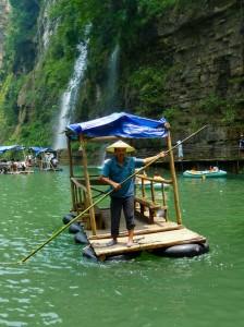 Radeau Hunan