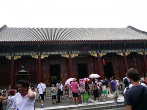 Temple de la Bienveillance et Longévité