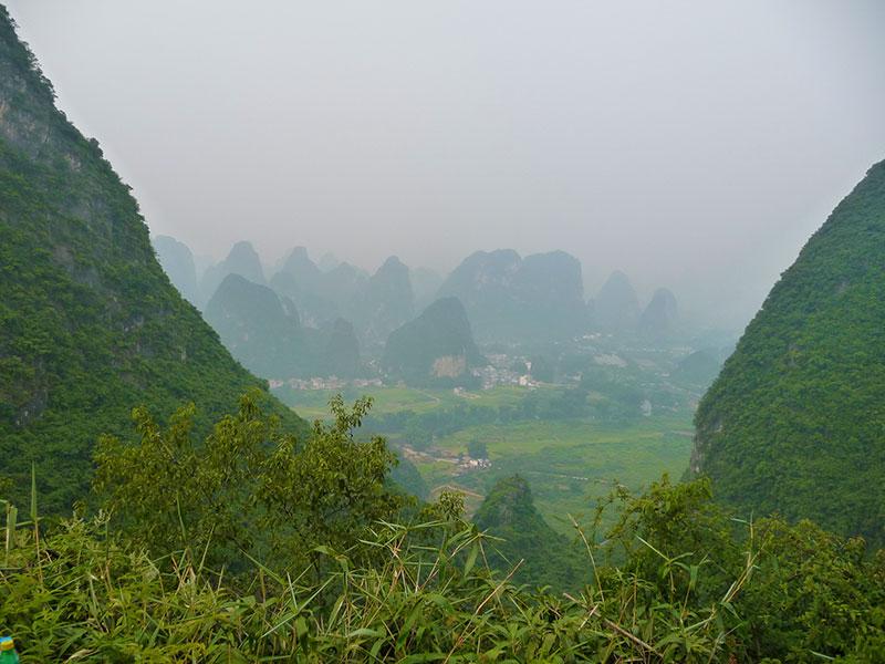 Yanghsuo Moon Hill haut