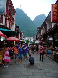 Négocier Yangshuo