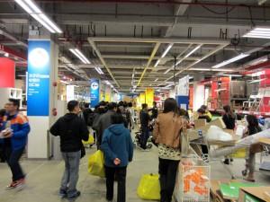 Entrepôt IKEA Guangzhou