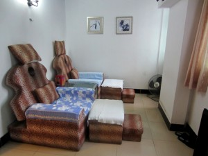 Siège Massage Chine