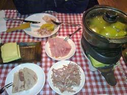 Alsace Village raclette