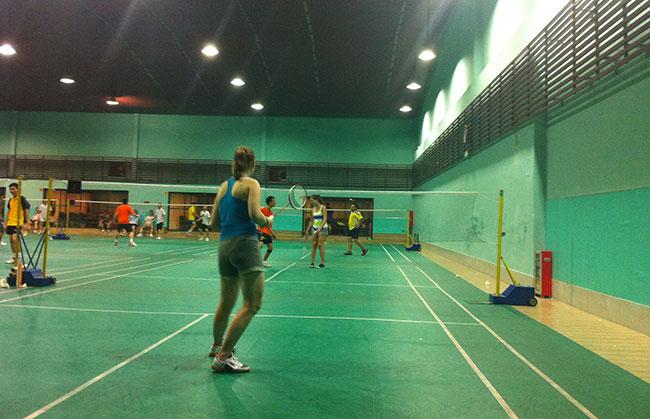 Badminton Chine Guangzhou