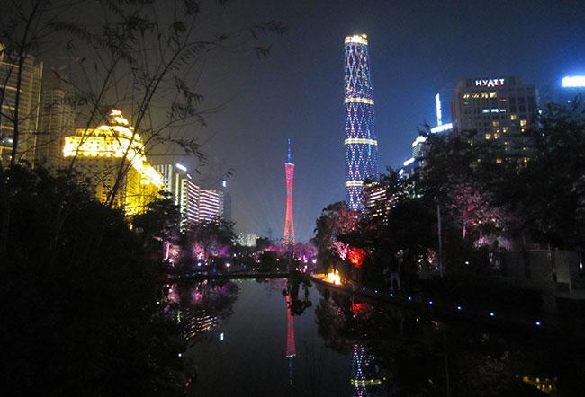 Guangzhou nouvel an chinois