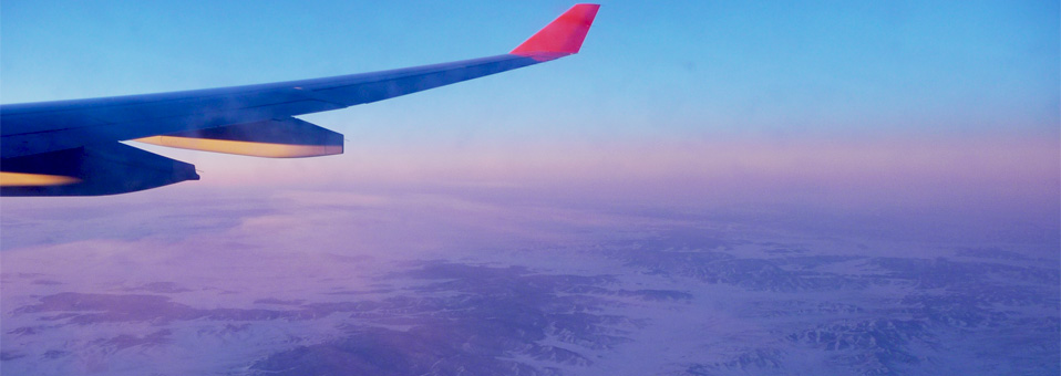 Avion pour la Chine