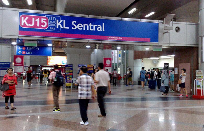 KL Sentral Kuala Lumpur