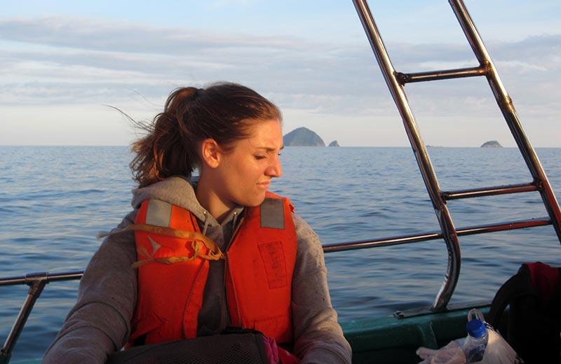bateau île Perhentian