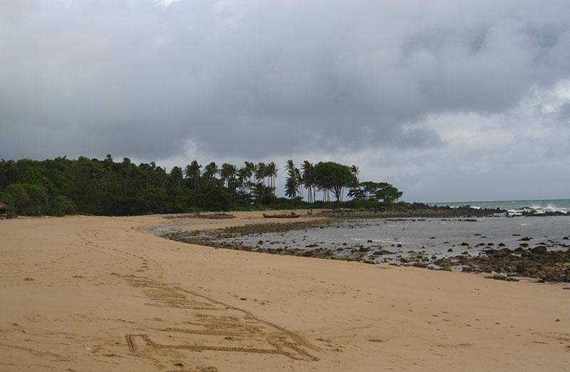 grande plage de koh lanta
