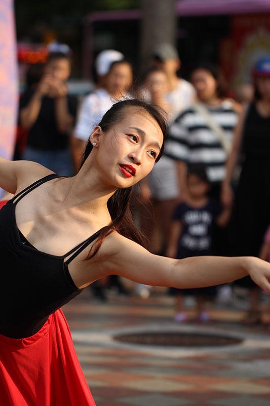 danseuse Taipei