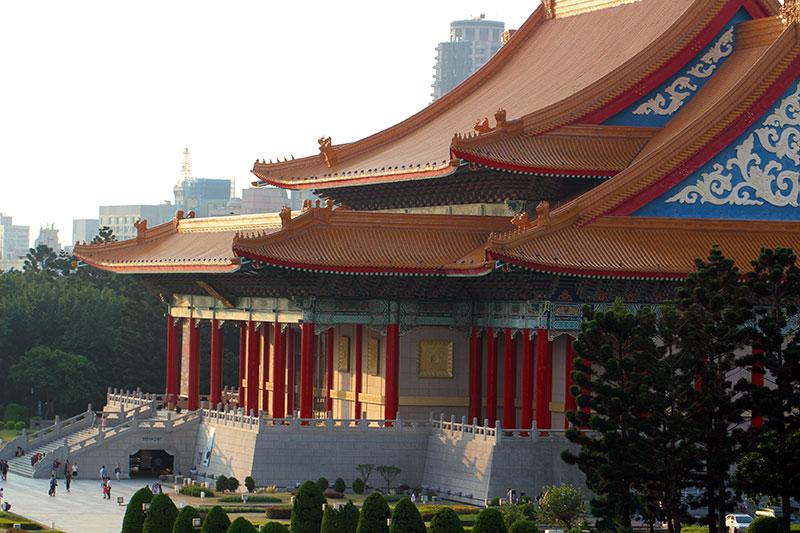 palais memorial Taipei