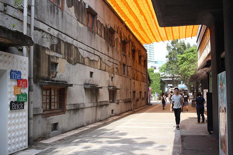 parc huashan