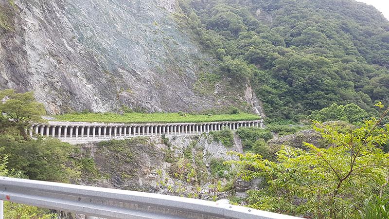 route des gorges de taroko