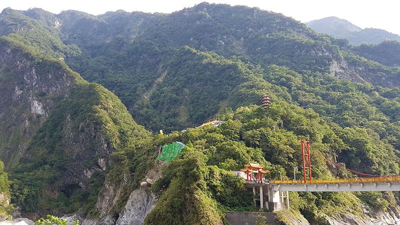 temple Xiangde Pagode