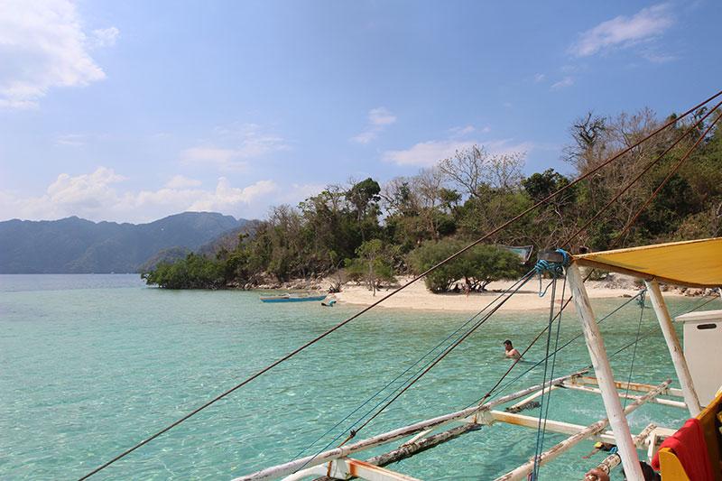 CYC Island à Coron