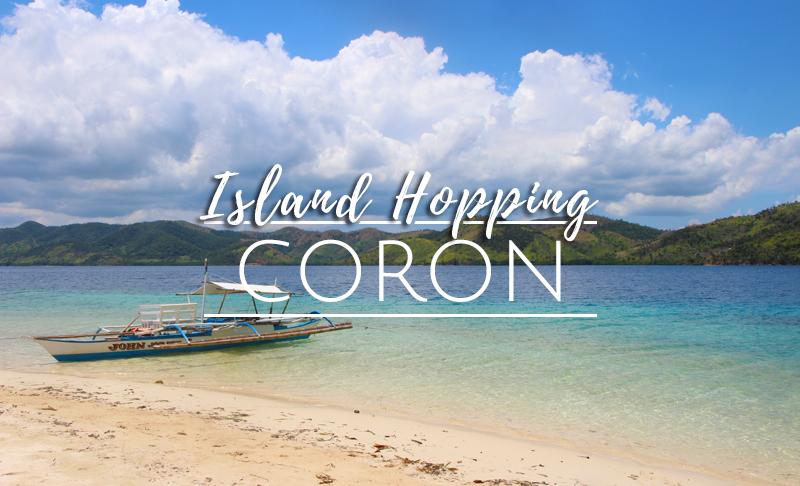 Découvrir Coron en Island Hopping