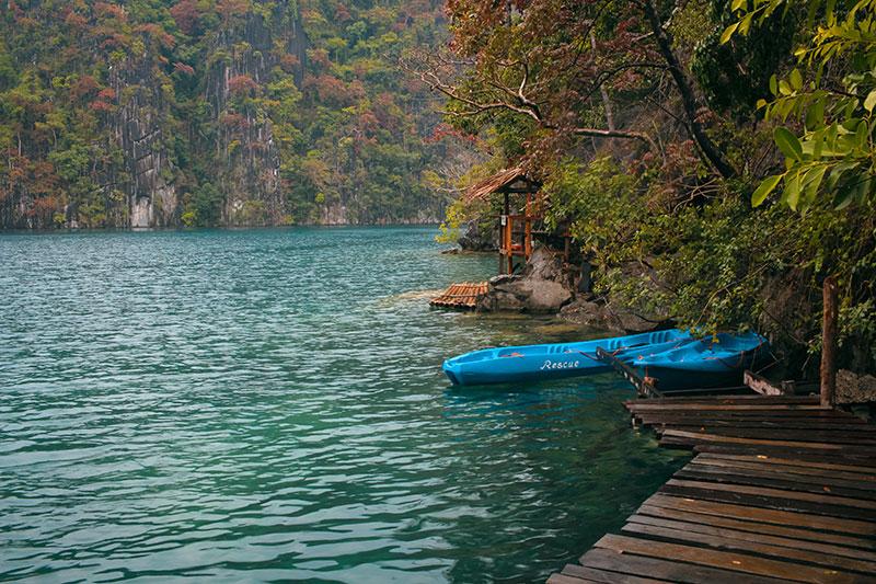 Kayagan Lake