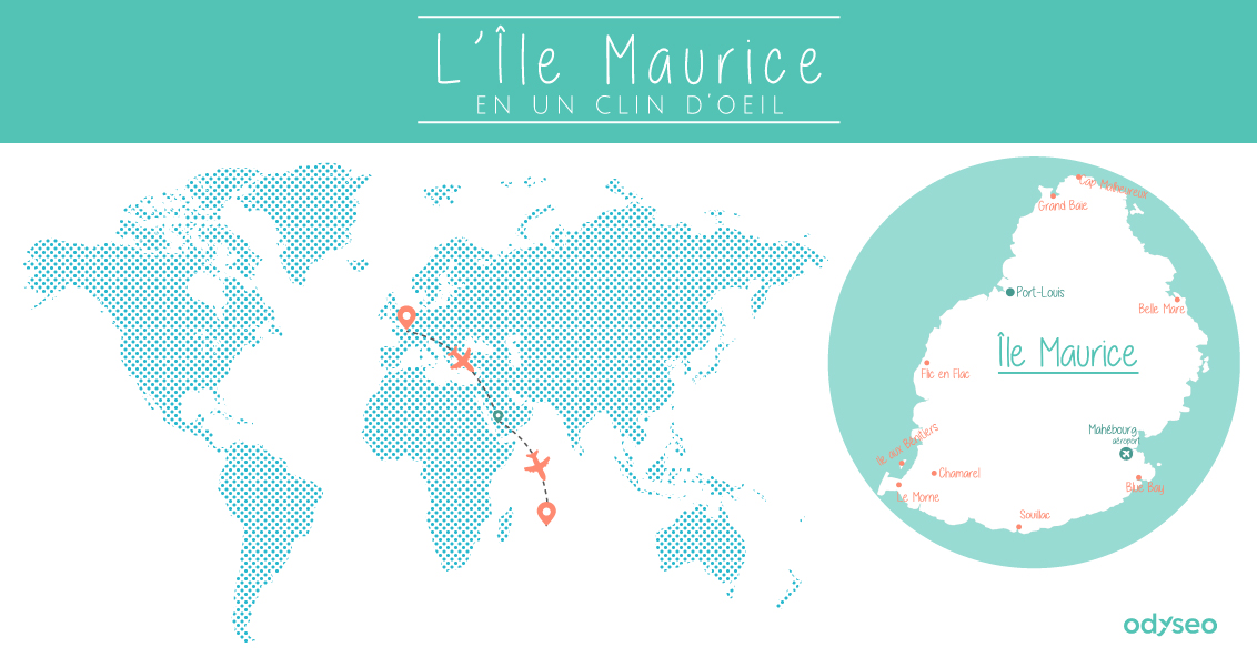 map île maurice
