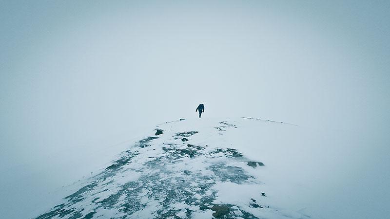 Expédition lunaire en Islande