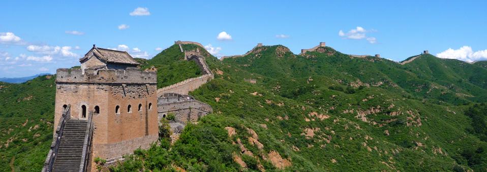 Jinshanling Muraille de Chine