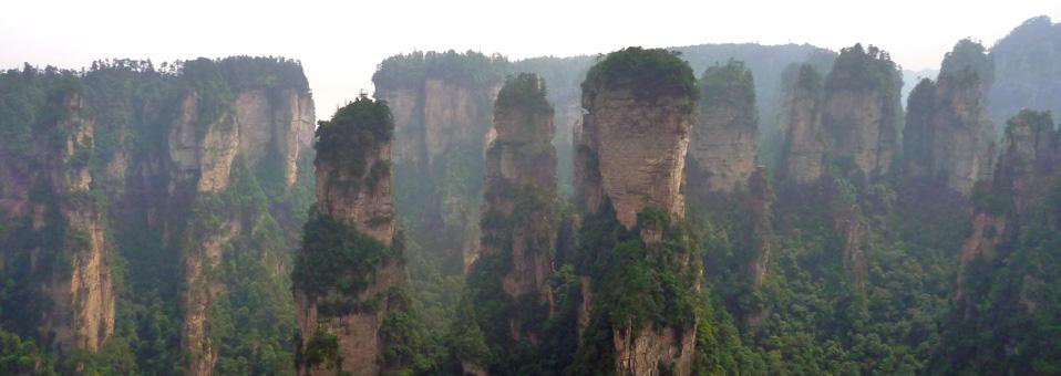 Wulingyuan Zhangjiajie Park