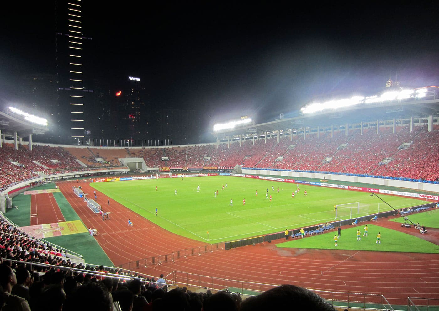 Guangzhou Evergrande football