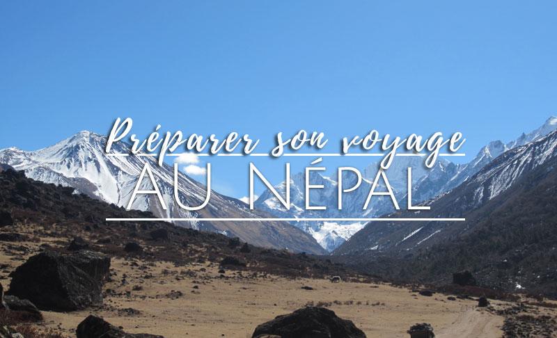 préparer son voyage au Népal